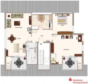 Wohnung, D-59955 Winterberg, Kaufpreis: 299.500,00 €