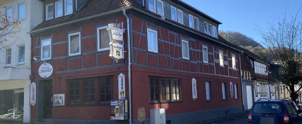 Wohn-/Geschäftshaus, D-34431 Marsberg-Niedermarsberg, Kaufpreis: 274.000,00 €
